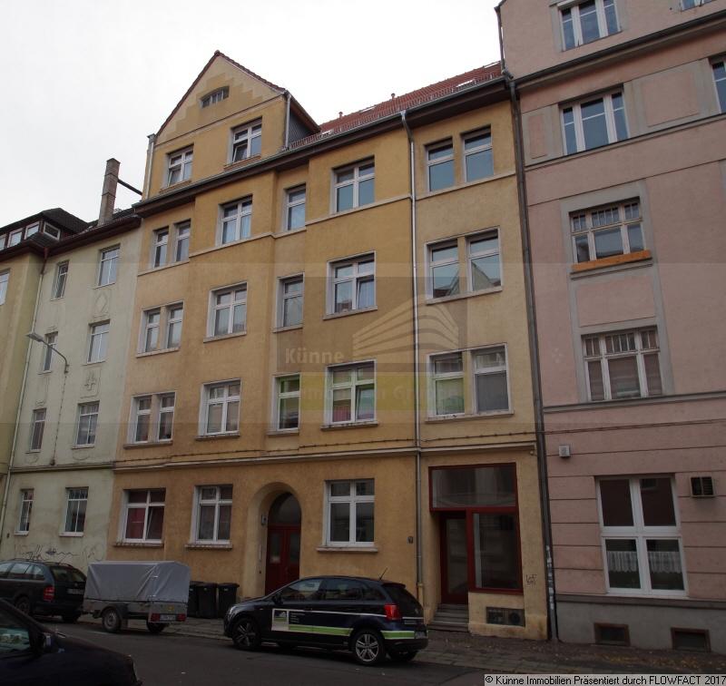 Hausansicht, Leipzig (Neulindenau), Radiusstraße 19
