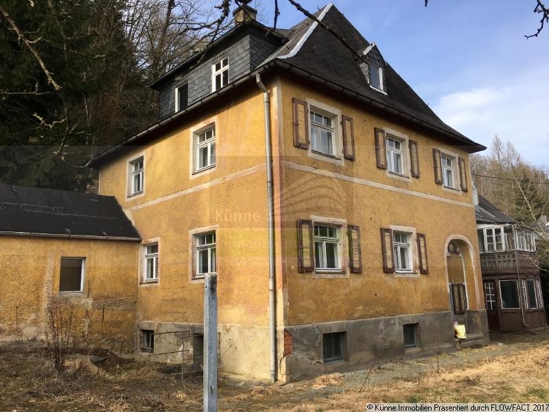 Vorderansicht, Chemnitz (Einsiedel)