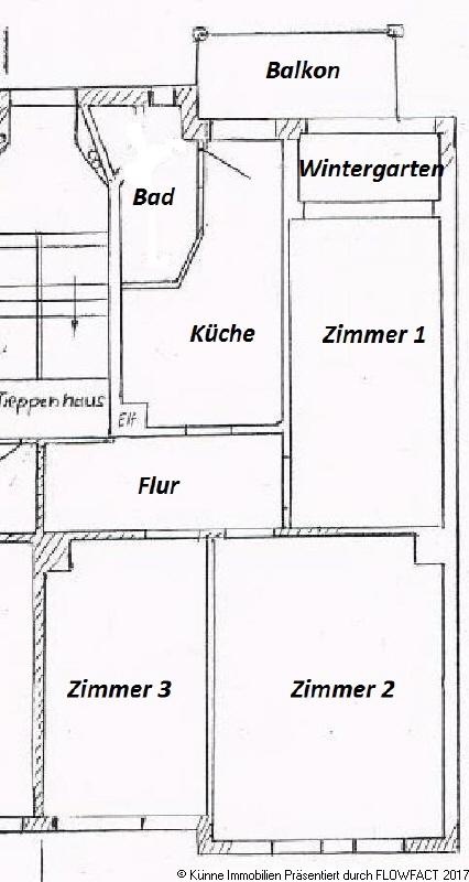 Grundriss, Leipzig (Wahren)