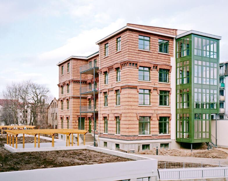 Imagebild Mehrfamilienhaus, Kauf von Immobilien