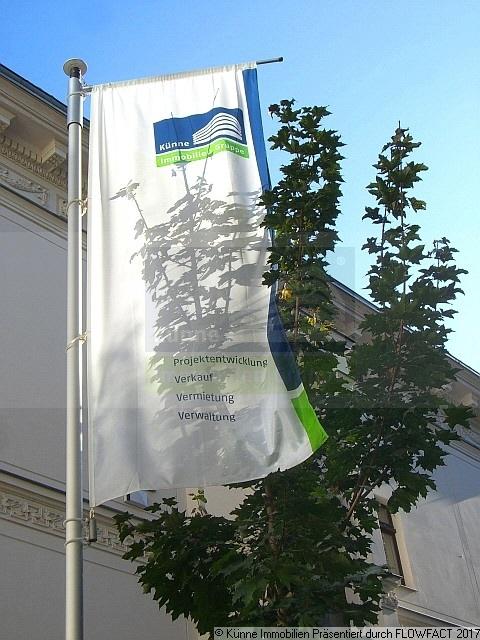 Firmenflagge, Lengenfeld (Lengenfeld)
