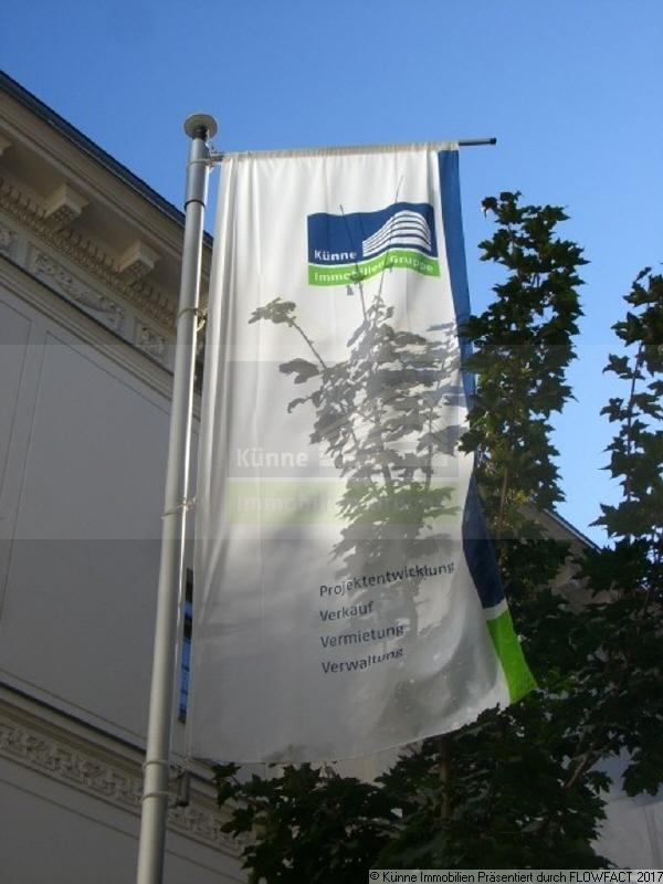 Fahne, Altenburg (Altenburg), Rousseaustraße 2