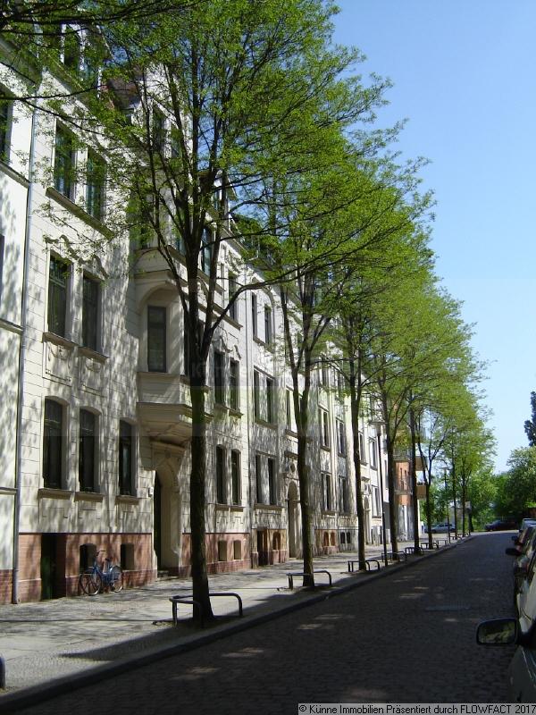 Straßenansicht, Halle/Saale (Lutherplatz)