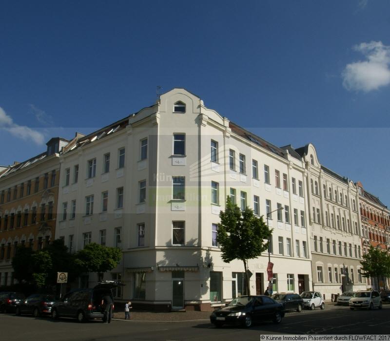 Hausansicht, Leipzig (Gohlis-Mitte), Breitenfelder Str. 30