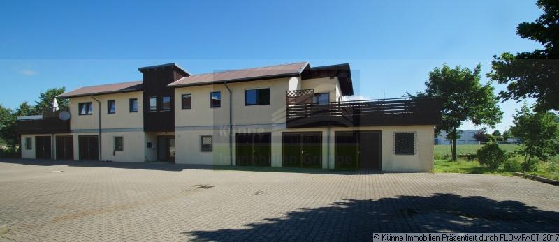 Wohnhaus außen, Leuna (Leuna)