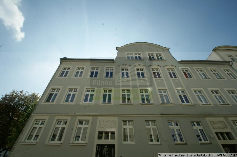 Hausansicht, Leipzig (Reudnitz-Thonberg)