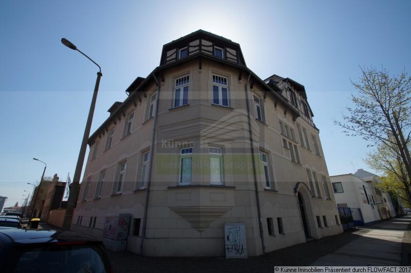Hausansicht, Leipzig (Eutritzsch), Dessauer Straße 22
