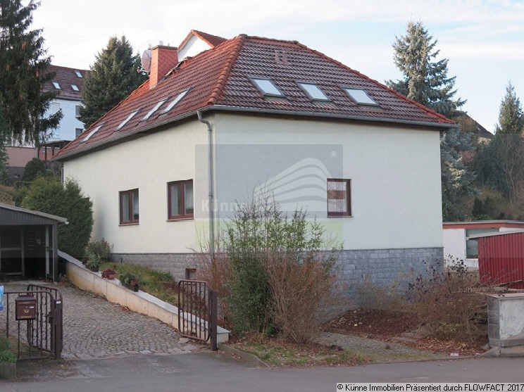 Vorderansicht, Zwickau (Oberhohndorf), Wildenfelser Straße 82