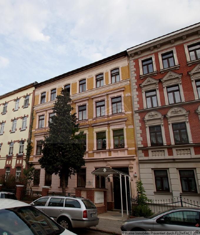 Hausansicht, Halle (Giebichenstein), Körnerstraße 16