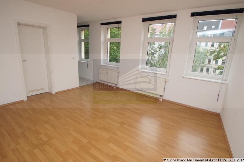 Wohnzimmer (Referenzfoto), Leipzig (Neustadt-Neuschönefeld), Mariannenstraße 58