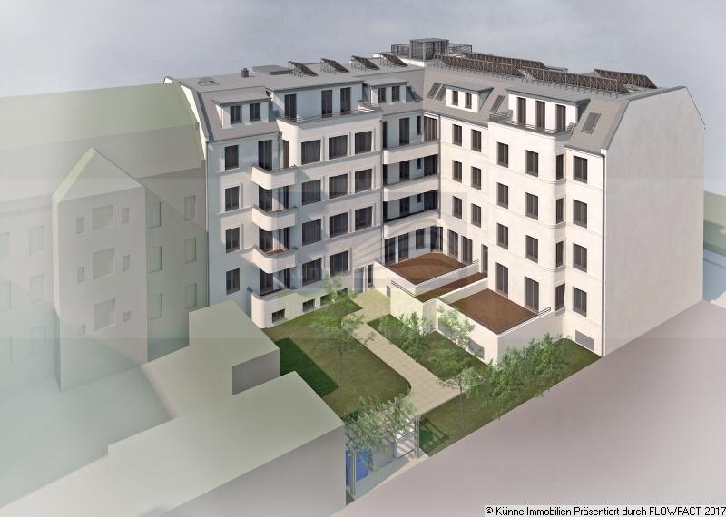 Rückansicht, Leipzig (Connewitz)