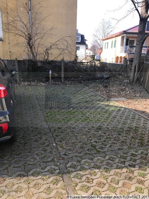 Stellplatzbeispiel, Dresden , Klopstockstraße 10
