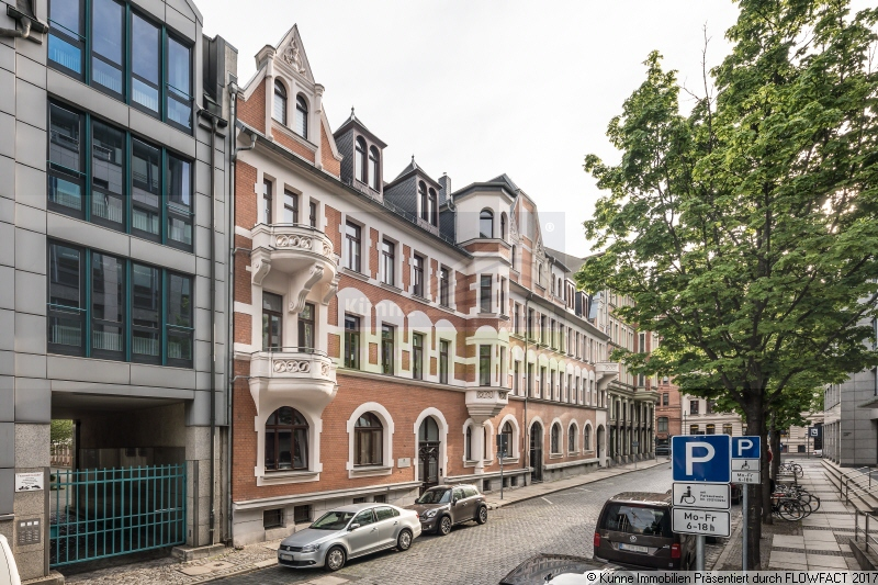 Vorderansicht, Leipzig (Zentrum-Nord)